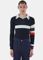 Men's Ato Football Sweater In Black €770