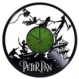 Design Decorative Vinyl Record Wall Clock - Get unique bedroom, kids room wall decor - Gift ideas for teens and youth – Cartoons Characters Unique Modern Art