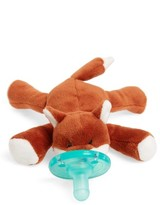 Infant Wubbanub(TM) Fox Pacifier Toy