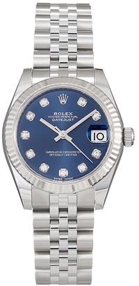 Rolex 2020 unworn Oyster Perpetual Datejust 31mm