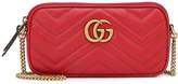 Gucci GG Marmont Mini leather camera bag