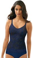 Bali Firm Control Lace `N Smooth Women`s Camisole Top - Best-Seller, 8L12, 3XL