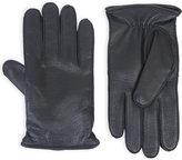 Armani Collezioni Textured Deerskin Gloves