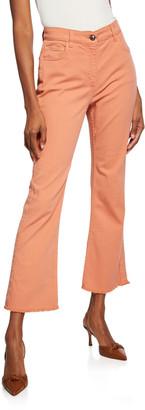 Etro Fringed Jeans