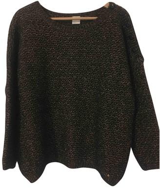 Des Petits Hauts Black Wool Knitwear for Women