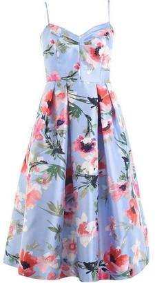 Brinker & Eliza Strap Floral Dress