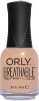 Orly Nourishing Nude Breathable Nail Varnish 18ml