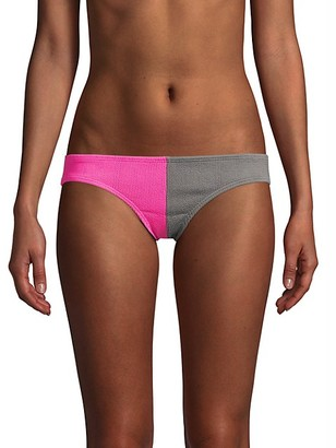 PQ Two-Tone Bikini Bottom