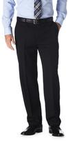 Haggar Tailored Separates Suit Pant - Black Twill - Classic Fit