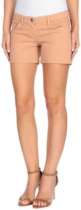 ELISABETTA FRANCHI GOLD Denim shorts