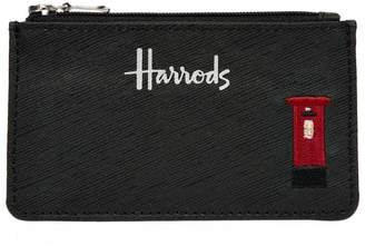Harrods London Icons Post Box Card Holder