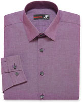 Jf J.Ferrar JF Long-Sleeve Stretch Cotton Dress Shirt