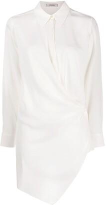 Dorothee Schumacher Fluid Asymmetric Longline Shirt