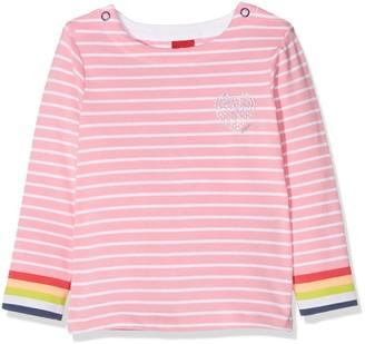 S'Oliver Baby Girls' 65.804.31.8006 Longsleeve T-Shirt