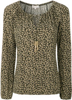 MICHAEL Michael Kors drawstring top