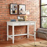 Crosley Campbell Writing Desk in White