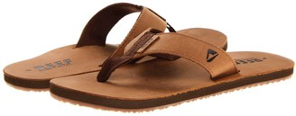 Reef Men's Leather Smoothy Sandal Bronze/Brown 14
