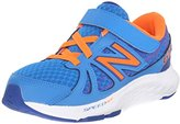 New Balance KV690 Hook and Loop Pre Running Shoe (Little Kid)
