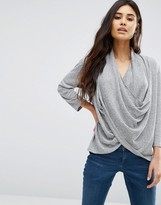 Only Wrap Effect Top