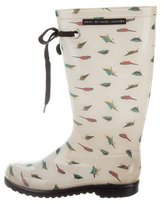 Marc by Marc Jacobs Printed Rain Boots