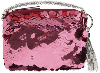 Jimmy Choo Callie Chain Strap Handbag