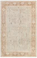 Surya Normandy Area Rug - Ivory/Khaki/Beige, 4' x 6'