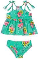 Hula Star Girls' Garden Dream Tankini Swimsuit