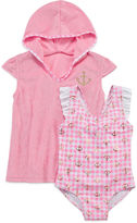 BABY BUNS Baby Buns One Piece+Cover-Ups-Toddler