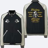 Uniqlo Women's Mickey Travels Souvenir Jacket