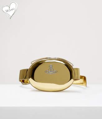 Vivienne Westwood Johanna Bum Bag Gold