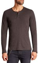 The Kooples Solid Long Sleeve T-Shirt