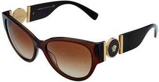 Versace Women's 0Ve4368 56Mm Sunglasses