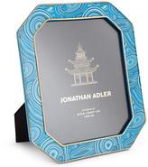 Jonathan Adler Blue Malachite Frame 8 X 10