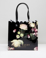 Ted Baker Coracon Floral Large Icon Bag