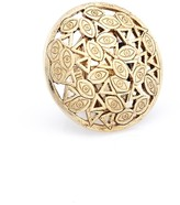 Low Luv x Erin Wasson by Erin Wasson Evil Eye Cut Out Dome Ring