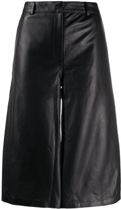In The Mood For Love Api cropped culottes