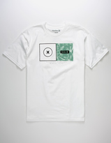 Hurley Diptych Mens T-Shirt