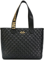 Love Moschino quilted tote bag - women - Polyurethane - One Size