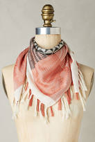 Anthropologie Montana Square Scarf
