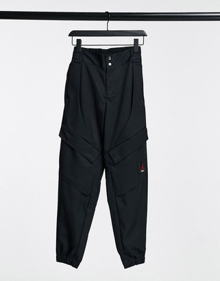 Jordan Nike Essential utility pants in black