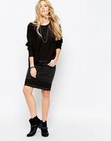 Cheap Monday Opposite Denim Skirt