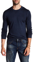 Scotch & Soda Crew Neck Merino Wool Pullover