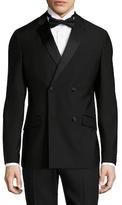 Theory Malcolm Marlin Wool Tuxedo Jacket