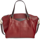 Tignanello Classic Equestrian Vintage Leather Satchel