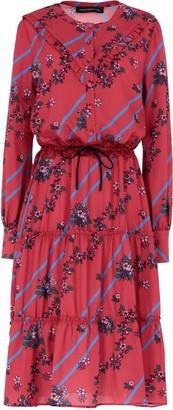 DEPARTMENT 5 Knee-length dresses