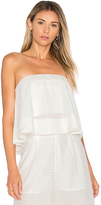 Finders Keepers Go Now Top in White