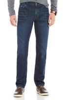 HUGO BOSS BOSS Black Maine 3 Regular-Fit Denim Jeans