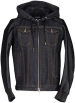 DSQUARED2 Denim outerwear - Item 42541002
