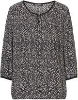 Betty Barclay Animal print blouse