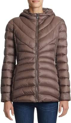 Bernardo Hooded Puffer Jacket